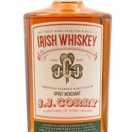 JJ Corry Irish Whiskey