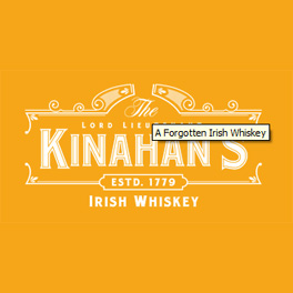 Kinahan's Irish Whiskey