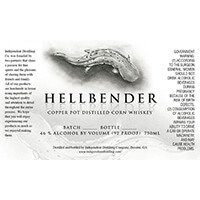 Hellbender Corn Whiskey