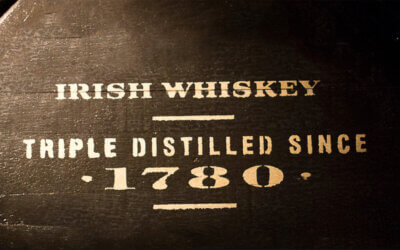 10 Must Try Irish Whiskeys Perfect For St. Paddy's Day