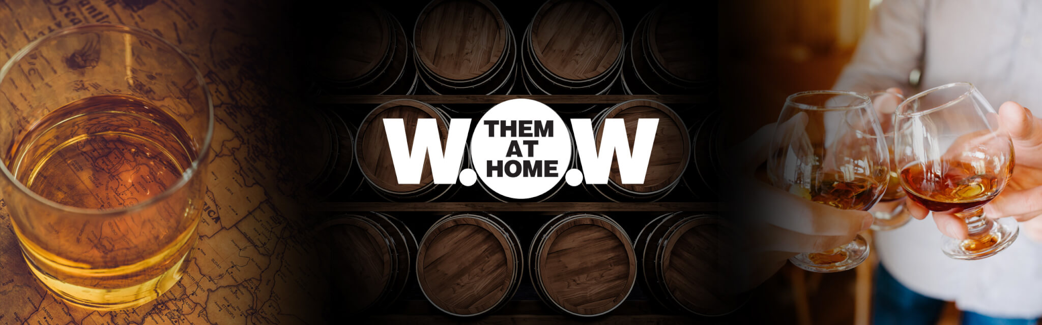 WOW THEM AT HOME - THE WORLD WHISKY DAY EXPERIENCE