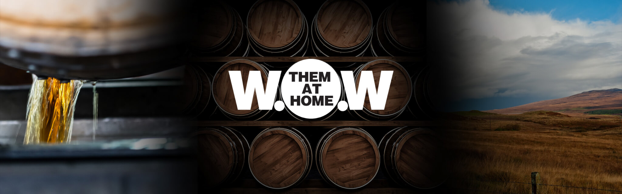 WOW THEM AT HOME - SCOTCH-TOBER