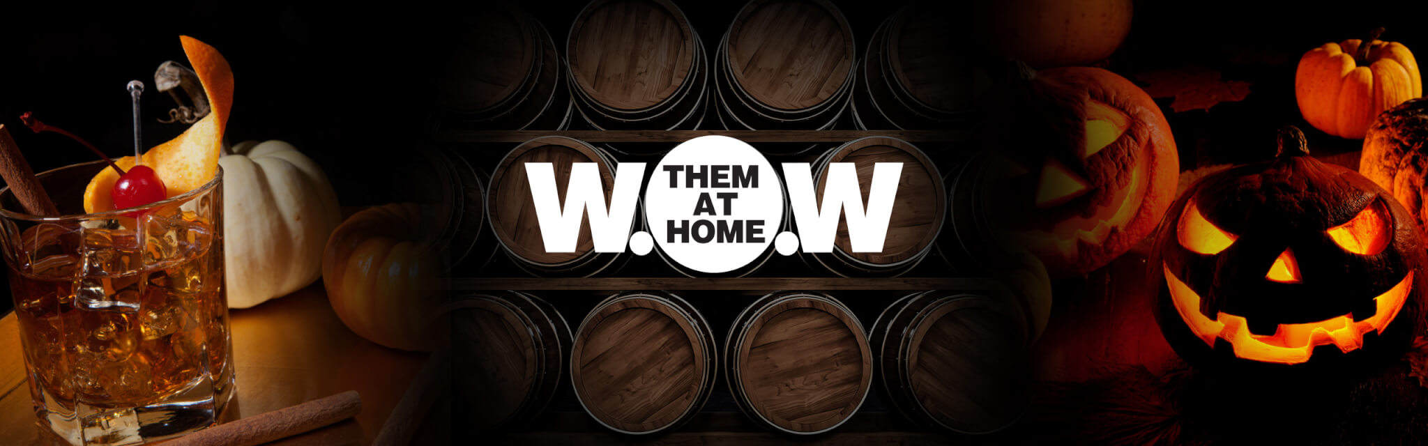 WOW THEM AT HOME - HALLOWEEN EXPERIENCE