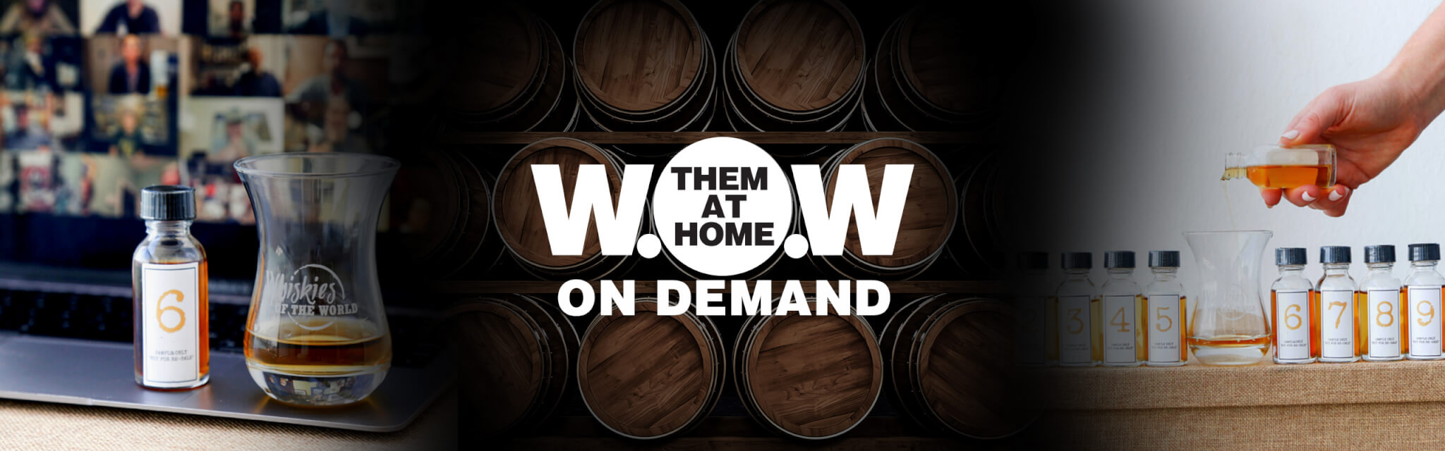WOW THEM AT HOME - THE WHISKY & GIN EXPERIENCE